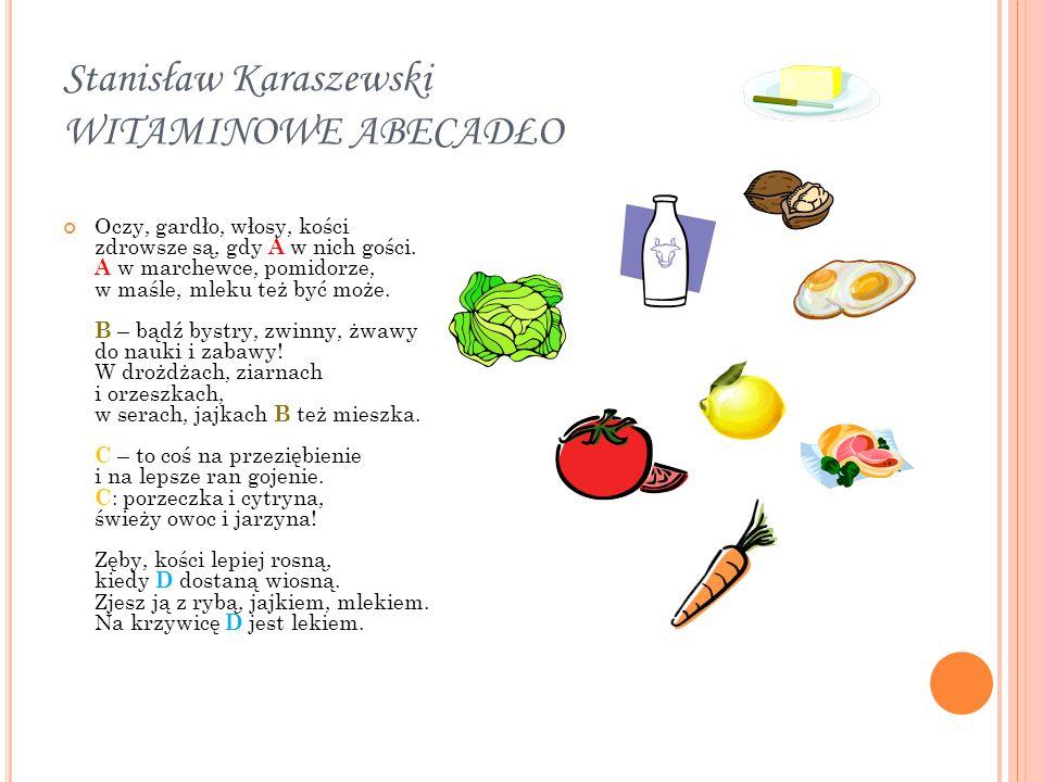 Teraz już wiemy, że: Śniadanie to najważniejszy posiłek dnia, powinno być obfite w witaminy i składniki odżywcze.