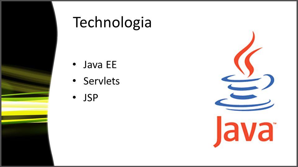 Technologia Java EE Servlets JSP