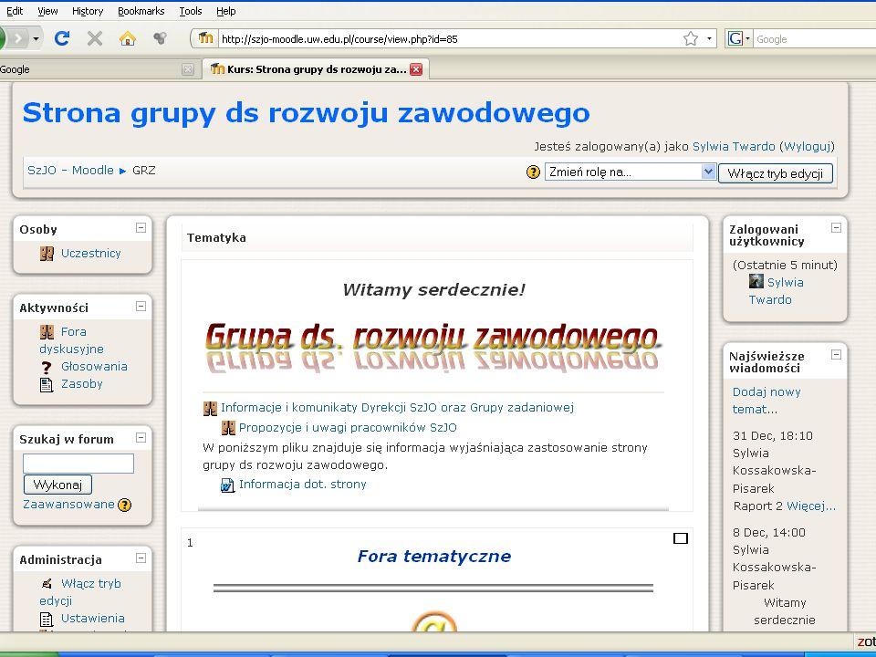 That's all! smtwardo@uw.edu.pl
