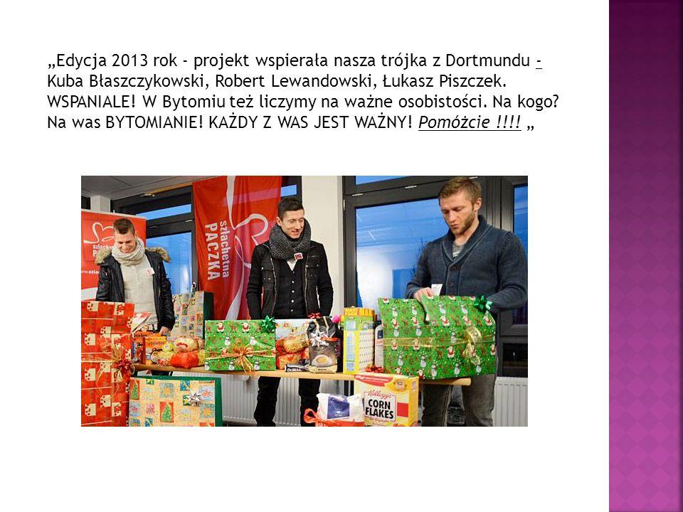 Bytomianian zaangażowany w przedsięwzięcie Przemysław Siemieniec z ekipą Super Wolontariuszek.