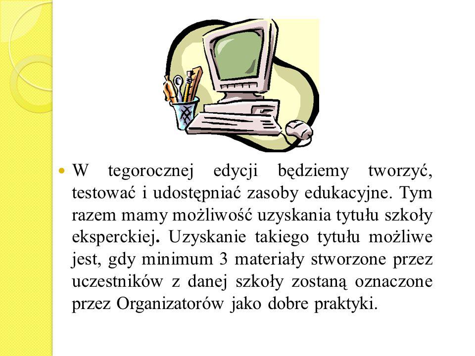 """W ramach projektu uczniowie klasy II """"b prowadzą szkolnego bloga Eko-uczniaki z Sp2 Pisz, który dostępny jest na stronie internetowej szkoły."""