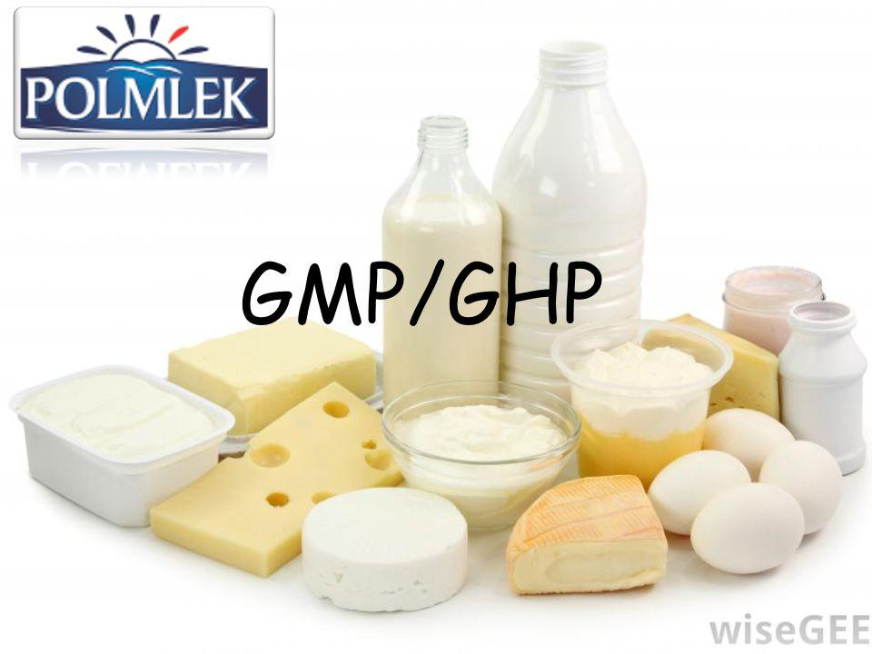 Dobra praktyka produkcyjna (GMP) są to działania, które muszą być podjęte, i warunki, które muszą być spełniane, aby produkcja żywności oraz materiałów i wyrobów przeznaczonych do kontaktu z żywnością odbywały się w sposób zapewniający właściwą jakość zdrowotną żywności, zgodnie z przeznaczeniem