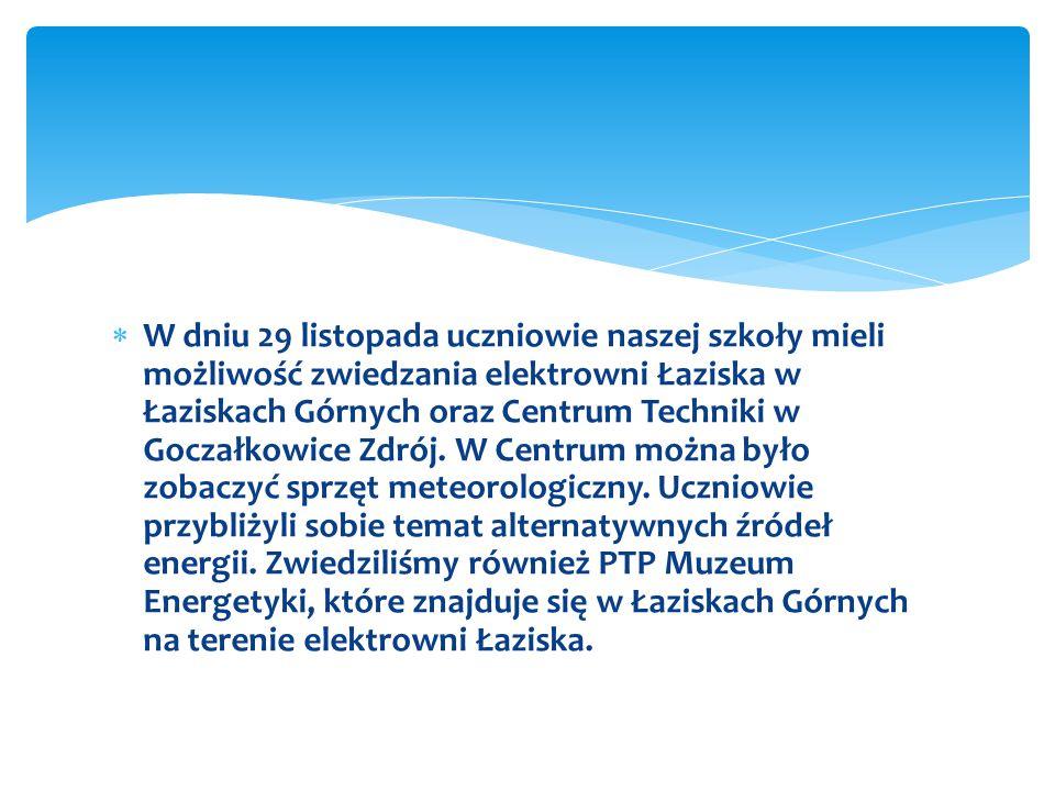 Elektrownia Łaziska Elektrownia powstała w 1917 roku.