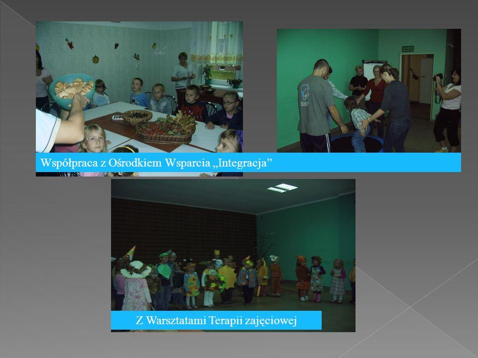 """Współpraca z Ośrodkiem Wsparcia """"Integracja"""" Z Warsztatami Terapii zajęciowej"""