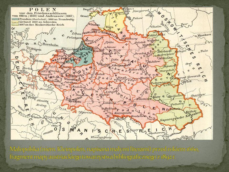 Początki chrystianizacji Małopolski należy łączyć z Czechami, pod których polityczną zwierzchnością tereny te znajdowały się w 2 poł.