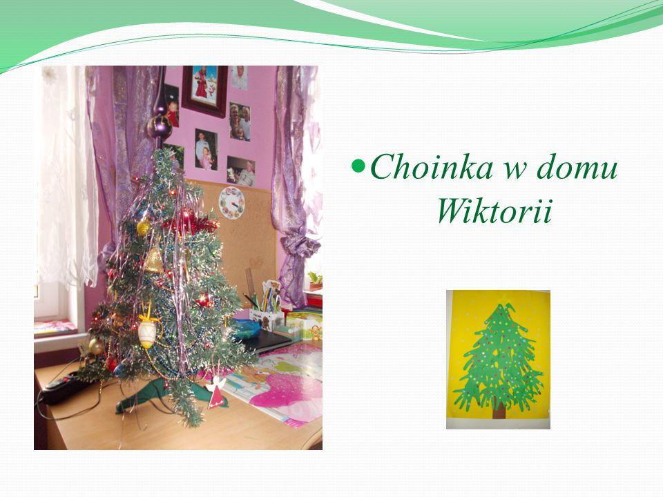 Choinka Wiktorii