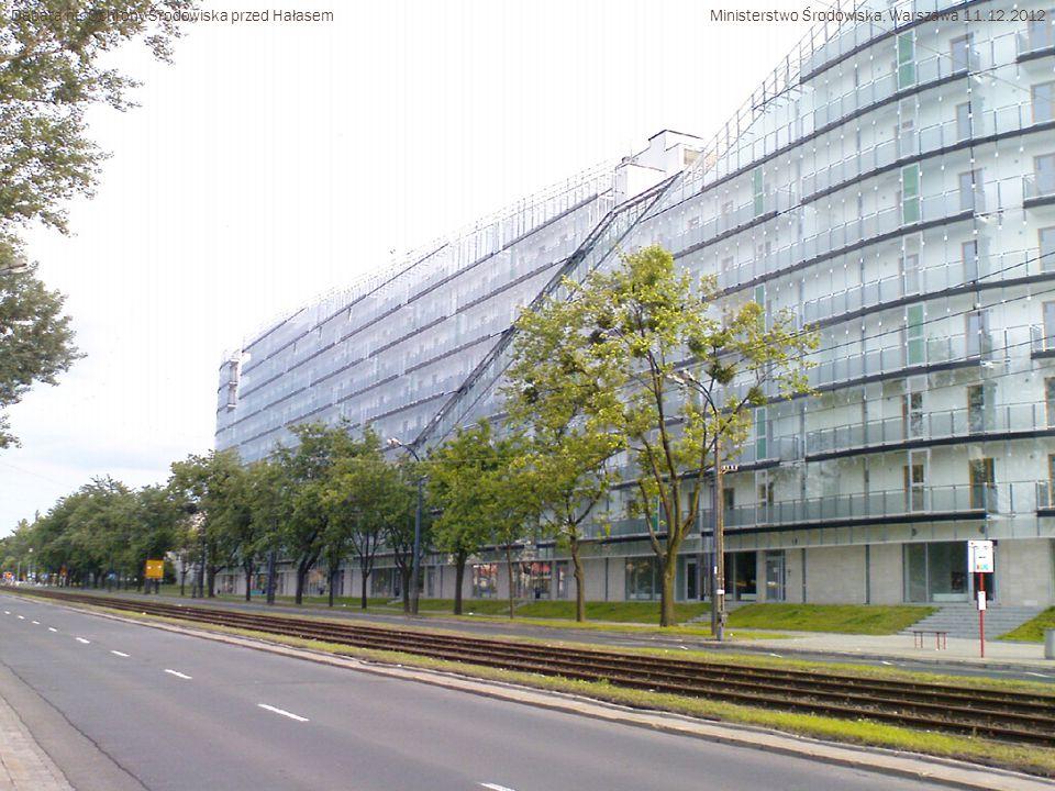4 Rozwiązania ograniczania hałasu w punkcie odbioru 1 Zastosowanie okien o odpowiedniej izolacyjności 2 Podwyższenie izolacyjności akustycznej przegród zewnętrznych 3Zastosowanie rozwiązań z dziedziny kształtowania architektonicznego budynku !!.