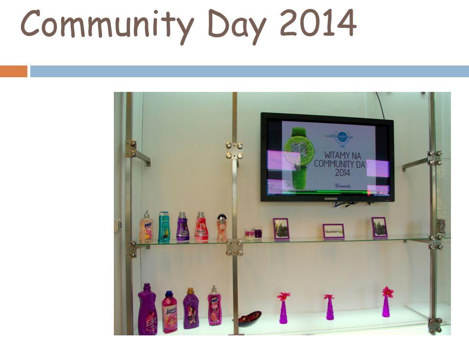 Community Day 2014