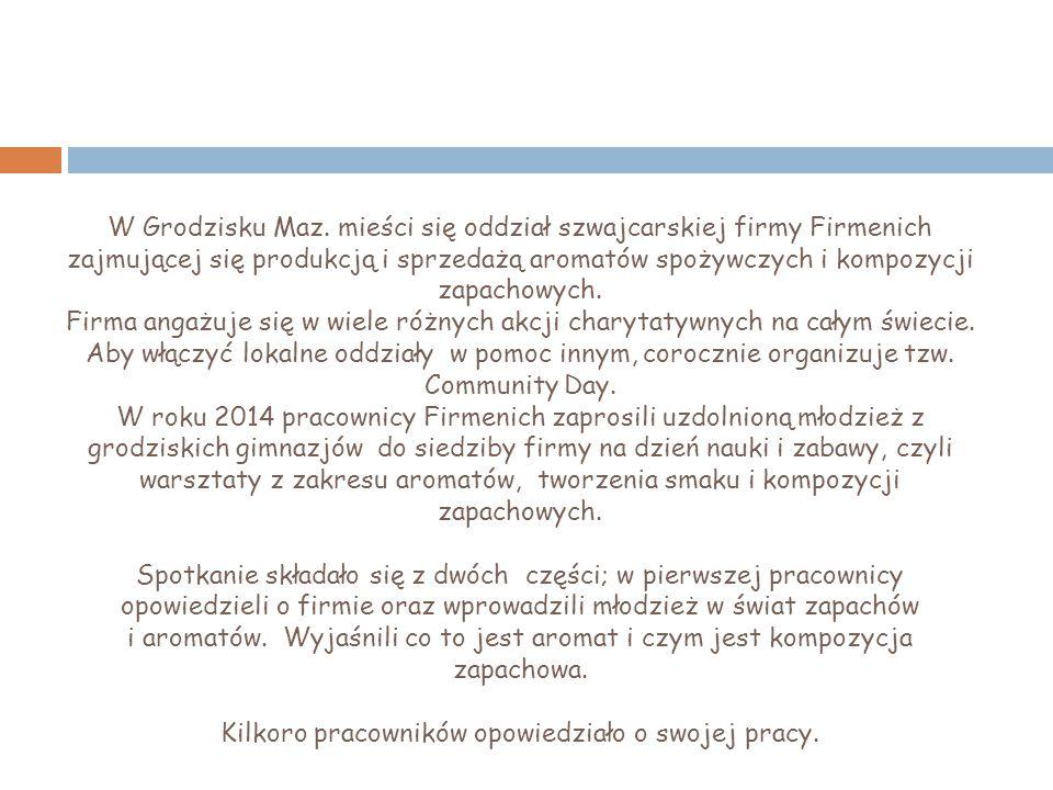 Treści programowe Wiedza o społeczeństwie: Abc gospodarki kl.