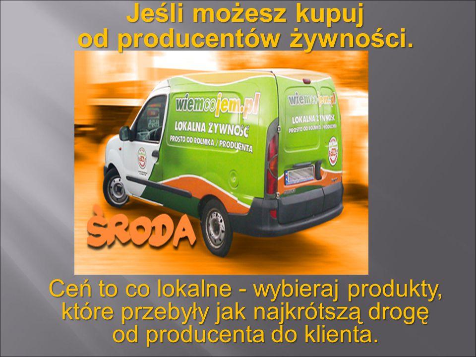 Jeżeli masz wątpliwości skorzystaj z Internetu www.czytamyetykiety.pl