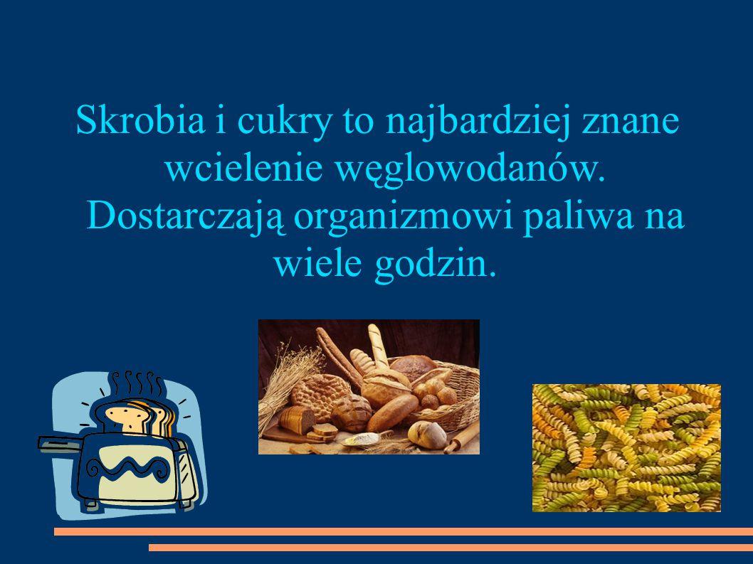 Produkty skrobiowe powinny być bazą każdego posiłku.