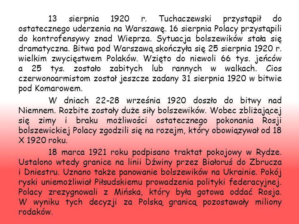 """W Polsce ścierały się dwie koncepcje odnośnie wschodu. Mianowicie program inkorporacji, sprzeciwiający się brnięciu na tereny """"niepolskie"""" (Narodowa D"""