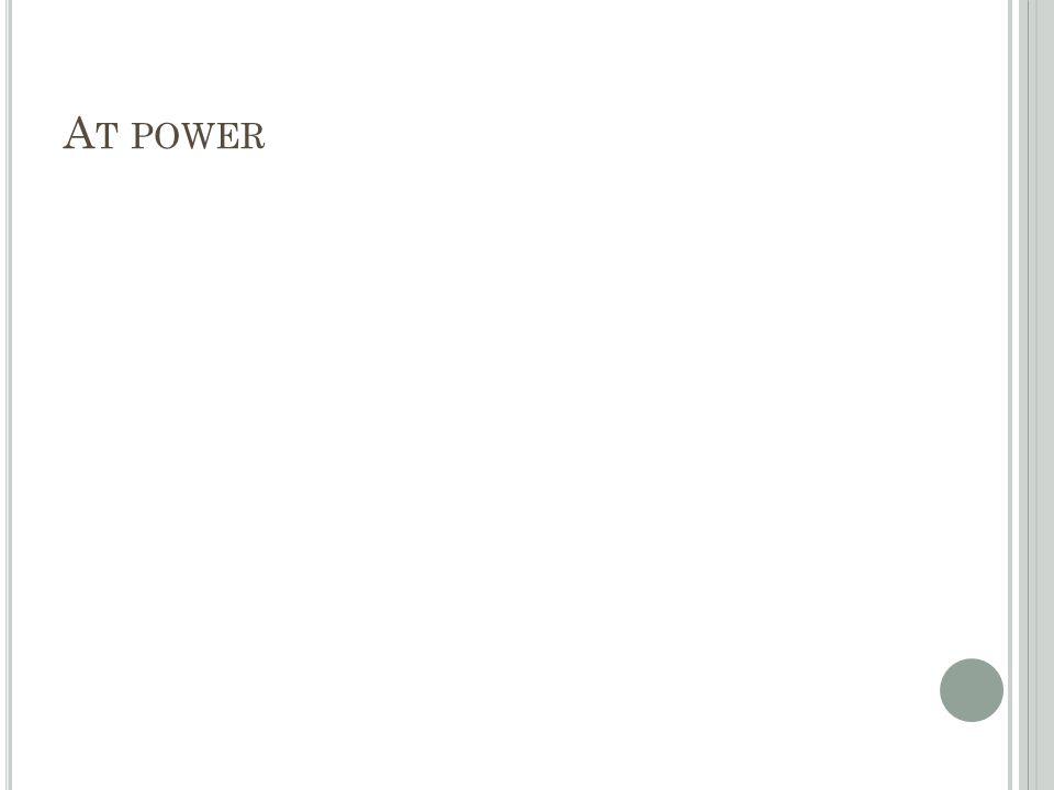 A T POWER