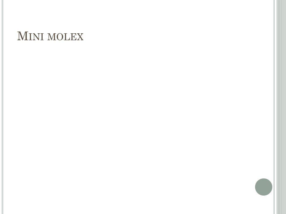 M INI MOLEX