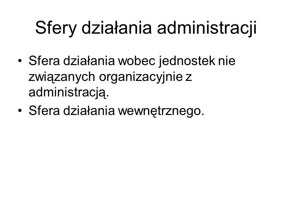 Klasyfikacje form Jan Zimmermann 1.Akty normatywne 2.Akty administracyjne 3.Czynności egzekucyjne