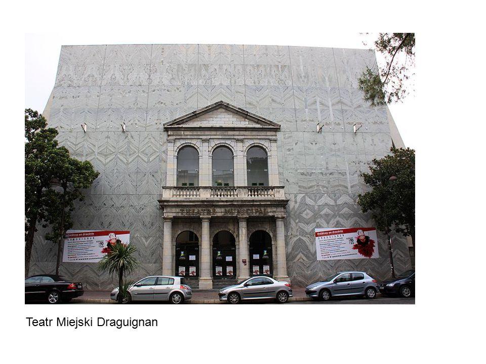 Teatr Miejski Draguignan