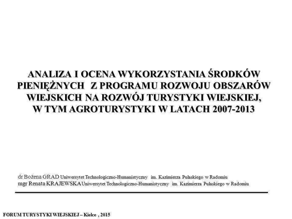 Podział środków na Programy Operacyjne – środki UE Rys.2.