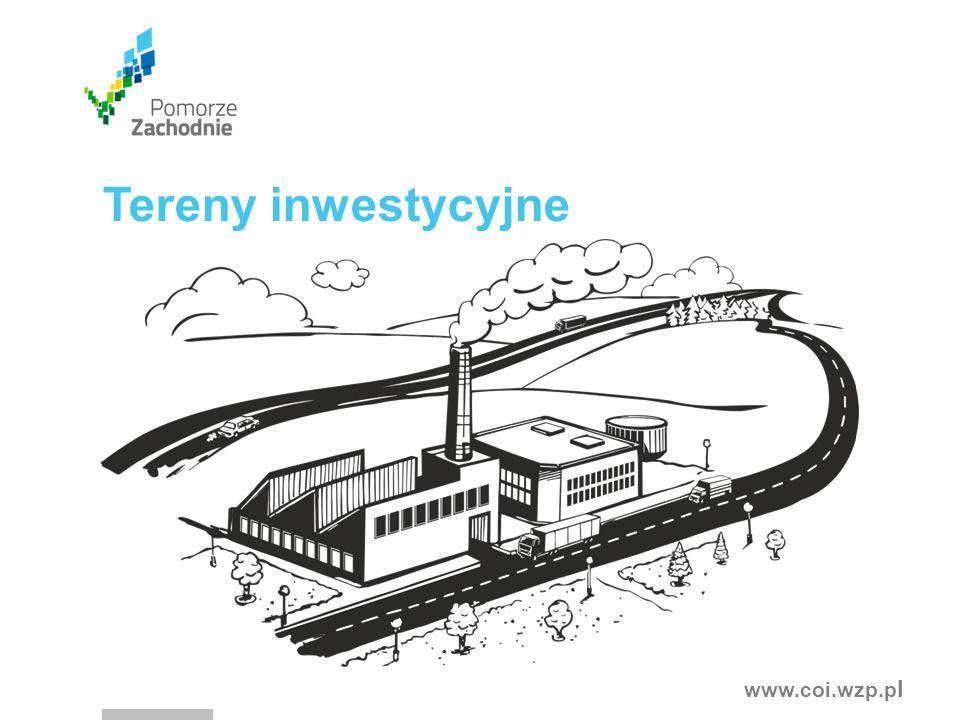 www.coi.wzp.p l Tereny inwestycyjne