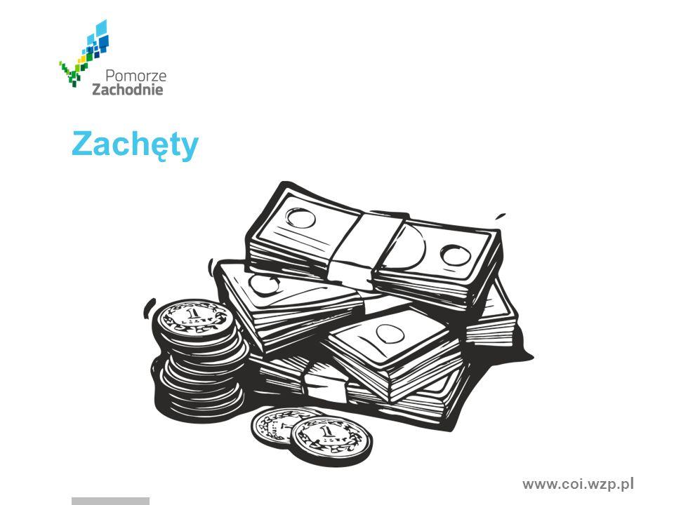 www.coi.wzp.p l Zachęty