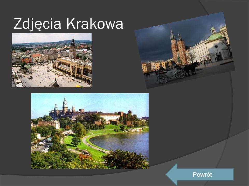 Zdjęcia Krakowa Powrót