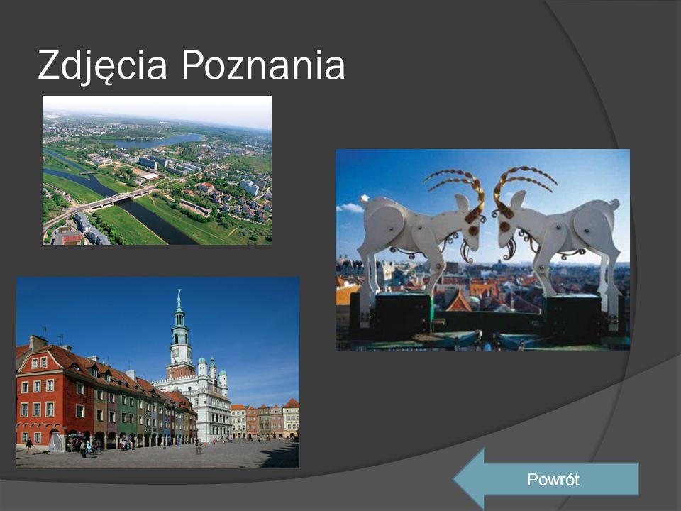 Zdjęcia Poznania Powrót