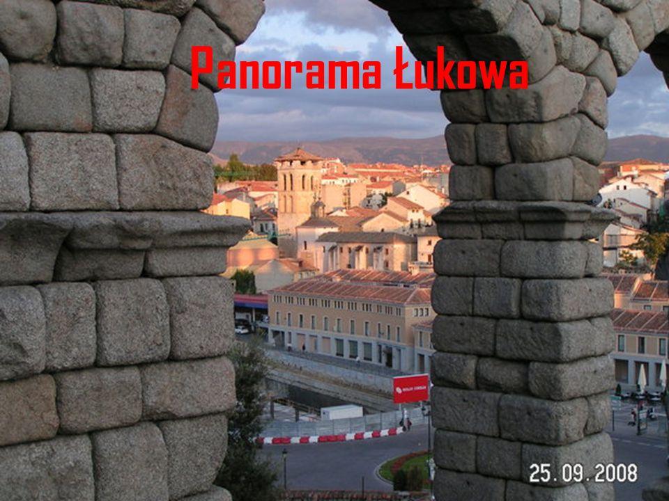 Panorama Łukowa