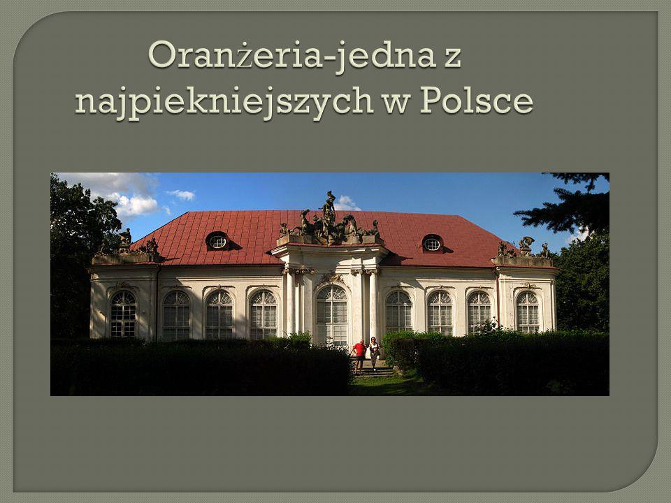 Oran ż eria-jedna z najpiekniejszych w Polsce
