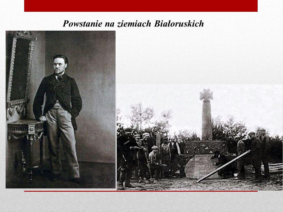 Powstanie na ziemiach Białoruskich