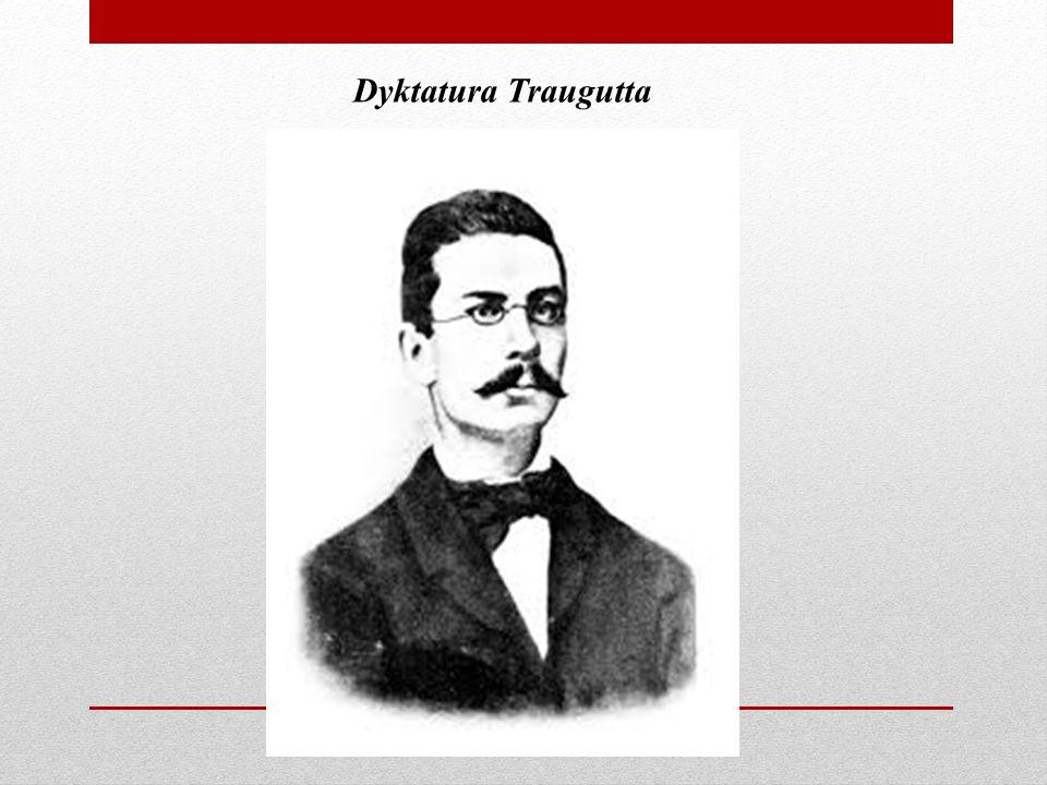 Dyktatura Traugutta