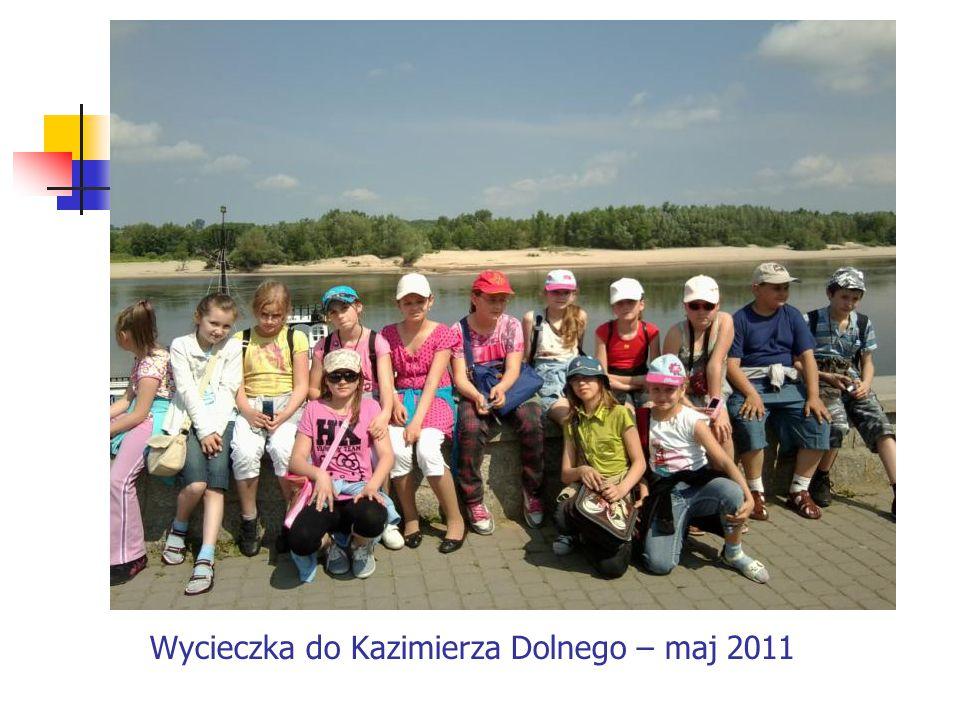 Wycieczka do Kazimierza Dolnego – maj 2011