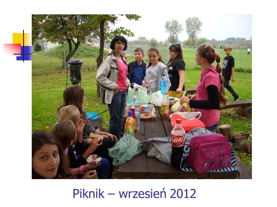 Piknik – wrzesień 2012
