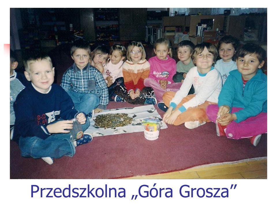 """Przedszkolna """"Góra Grosza''"""