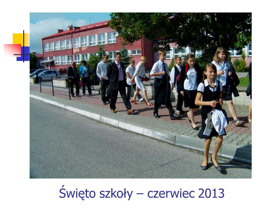 Święto szkoły – czerwiec 2013