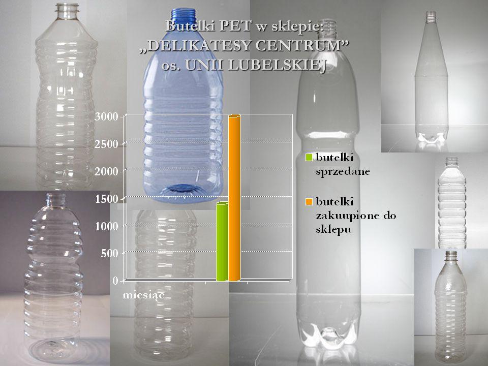 Cele pracy Celem naszej pracy jest przedstawienie za pomocą prezentacji multimedialnej zużycia torebek plastikowych oraz butelek PET.