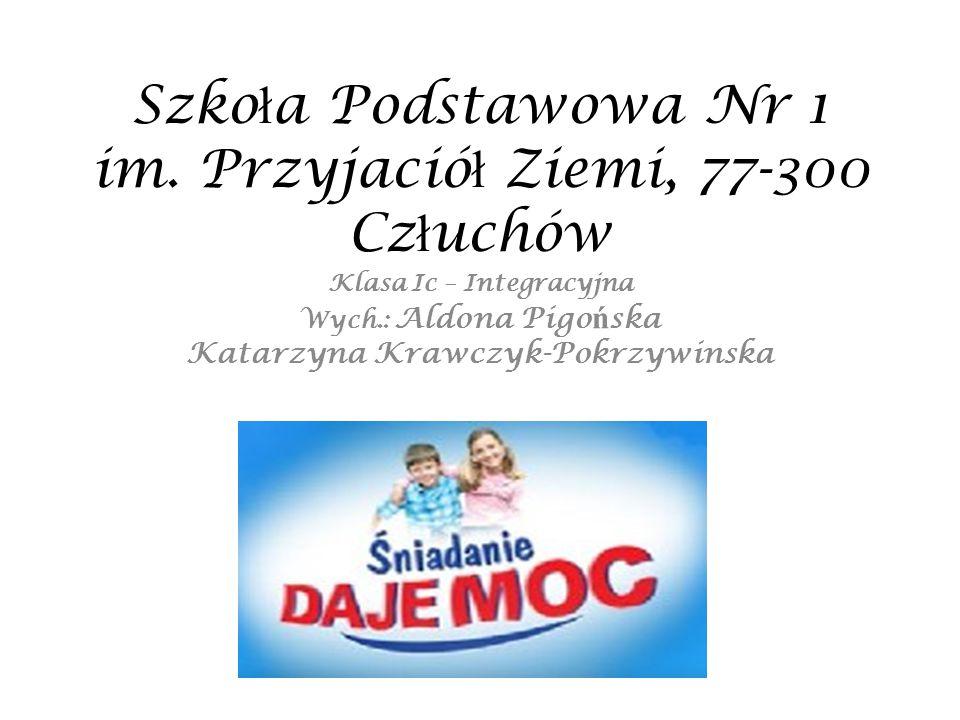 Szko ł a Podstawowa Nr 1 im.