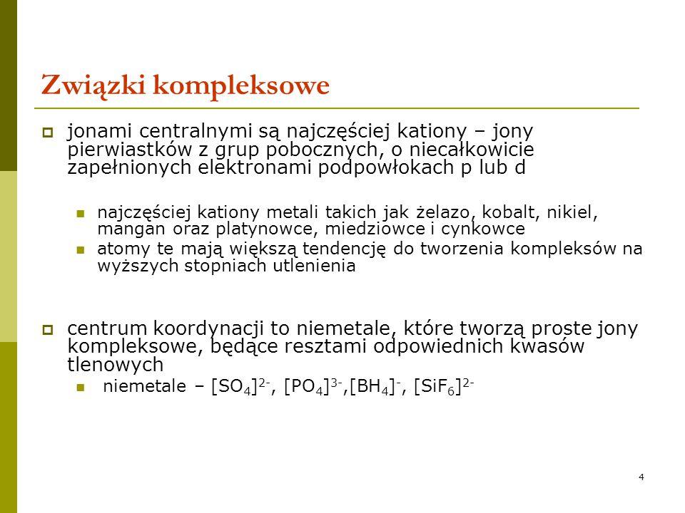 35 Miareczkowanie odwrotne Miareczkowanie odwrotne - postępowanie:  do badanego roztworu wprowadza się nadmiar roztworu EDTA  nie związaną część odczynnika odmiareczkowuje się mianowanym roztworem odpowiedniego metalu (najczęściej cynku lub magnezu).