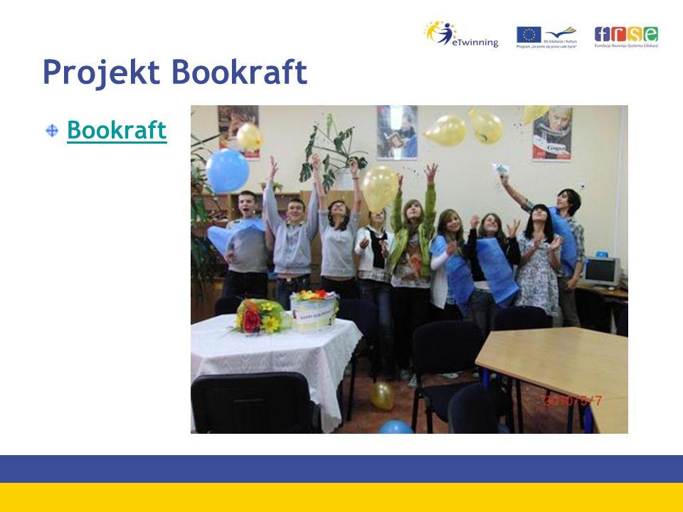 Projekt Bookraft Bookraft