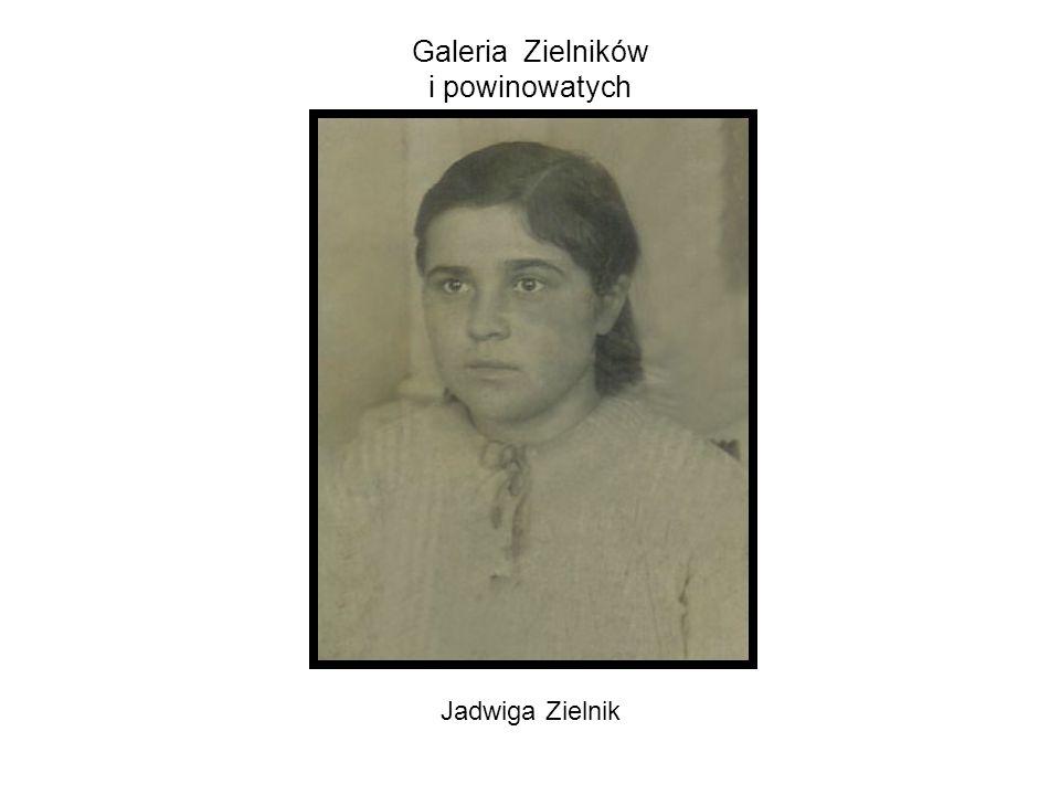 Galeria Zielników i powinowatych Walentyna Miłoszyk z d.