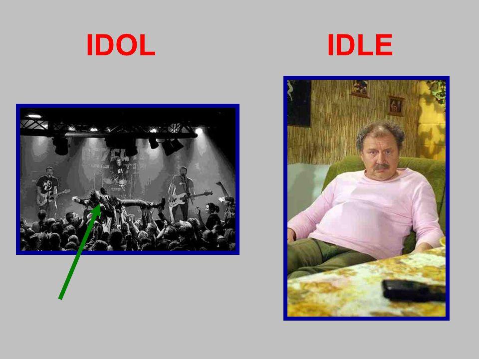 IDOL IDLE