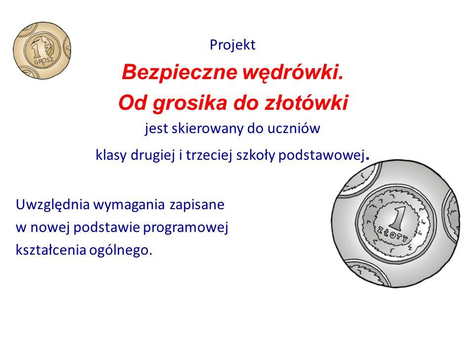 Projekt Bezpieczne wędrówki.