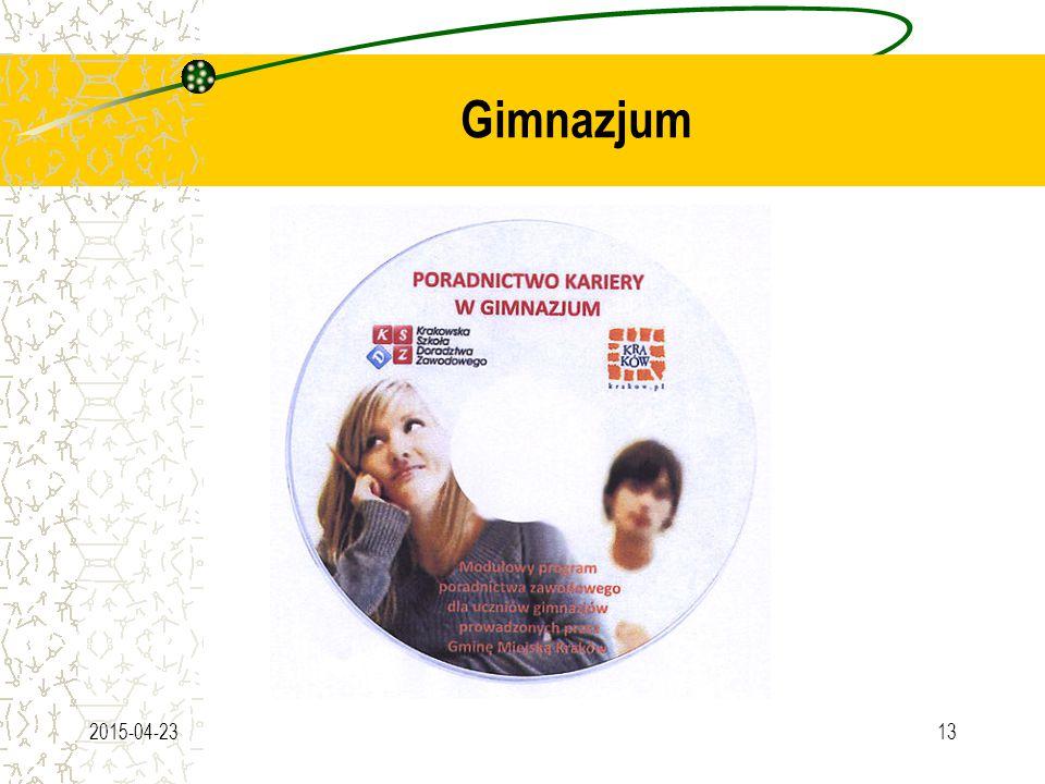 Gimnazjum 2015-04-2313