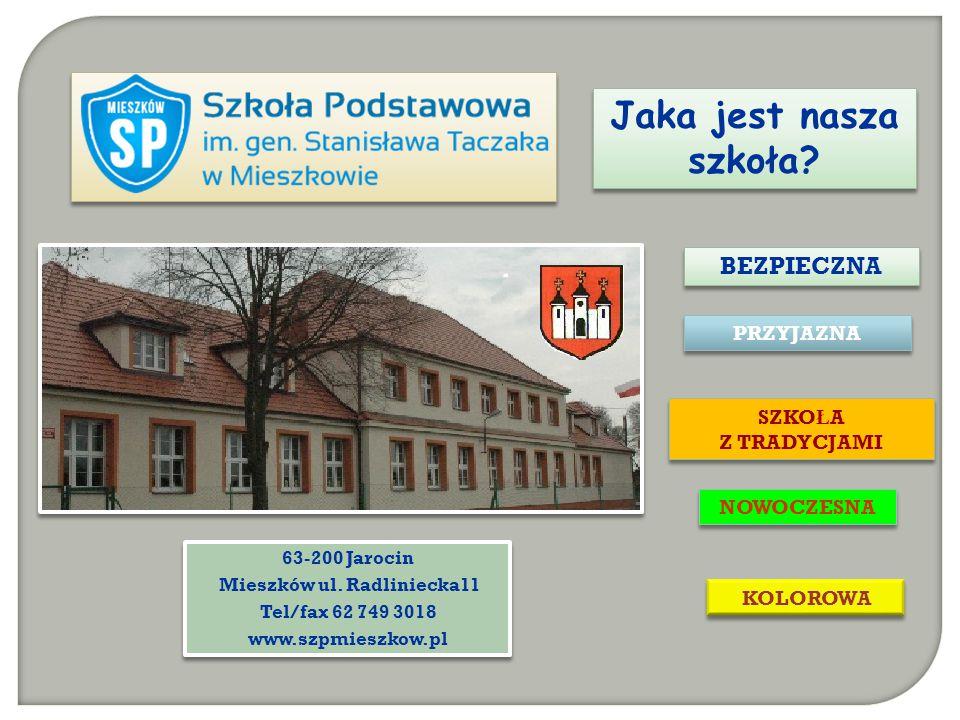 Jaka jest nasza szkoła.