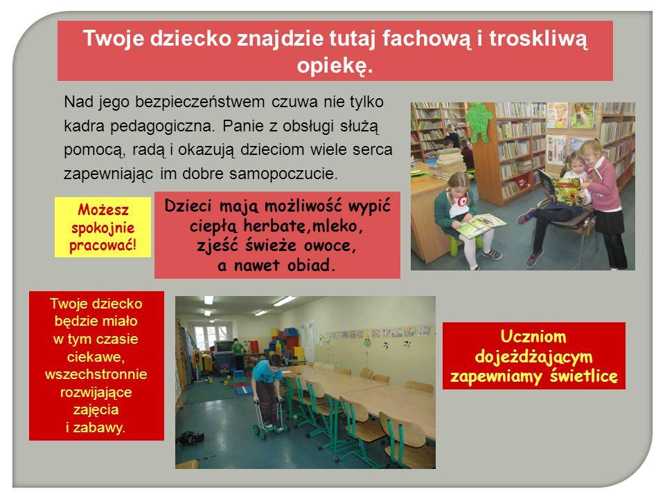Sala gimnastyczna za kilka miesi ę cy Dzieci mają doskonałe warunki do nauki i wypoczynku.