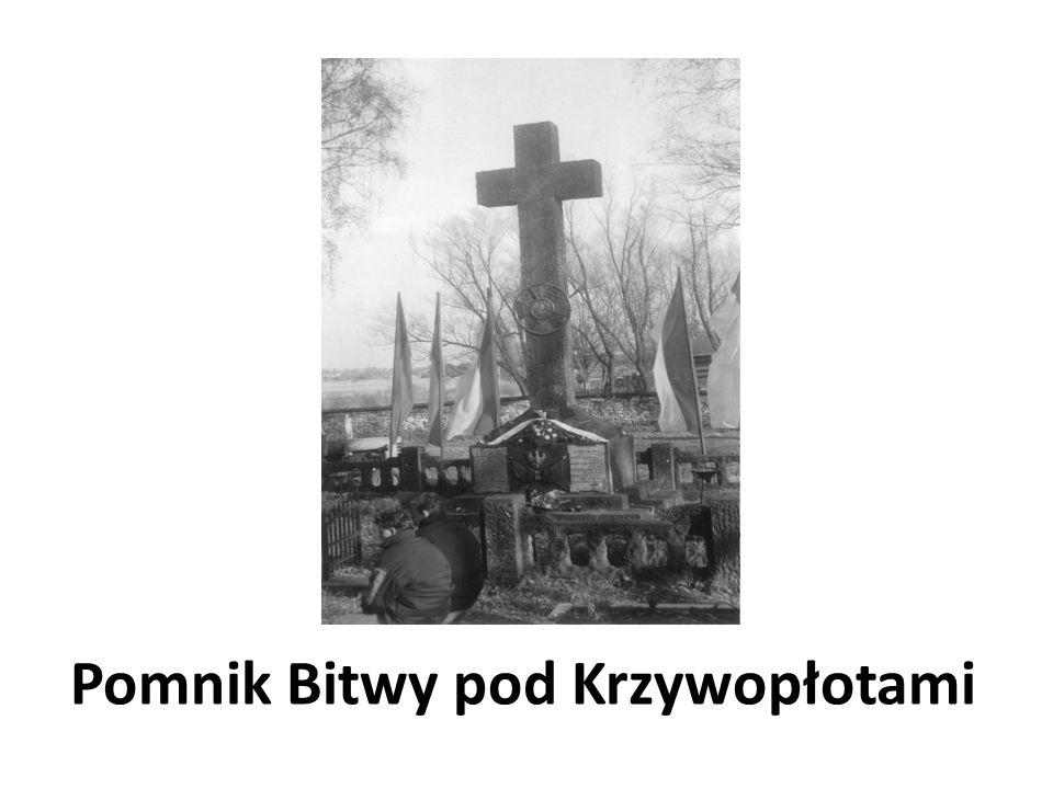 Pomnik Bitwy pod Krzywopłotami