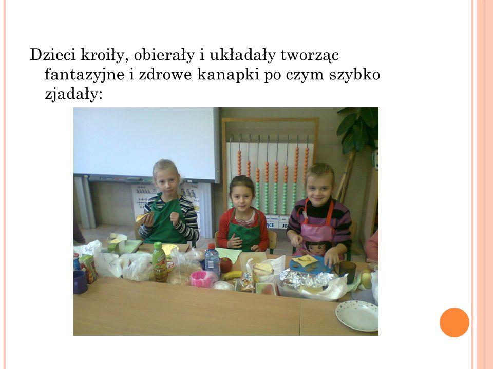 """Dzięki akcji edukacyjnej """"Śniadanie daje moc Wiemy więcej, jemy więcej DZIĘKUJEMY!!."""