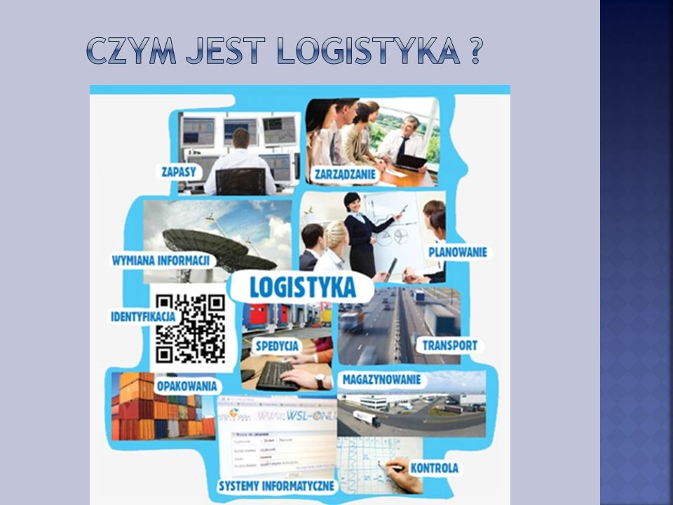 Technik logistyk to kierunek polecany młodzieży przedsiębiorczej i kreatywnej, z wyobraźnią i zdolnościami planowania oraz organizowania wielkich przedsięwzięć.