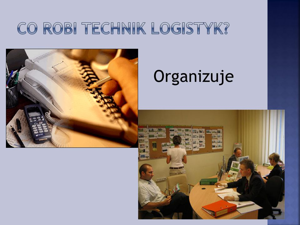 ,,Logistyka nie jest wszystkim, ale wszystko bez logistyki jest niczym