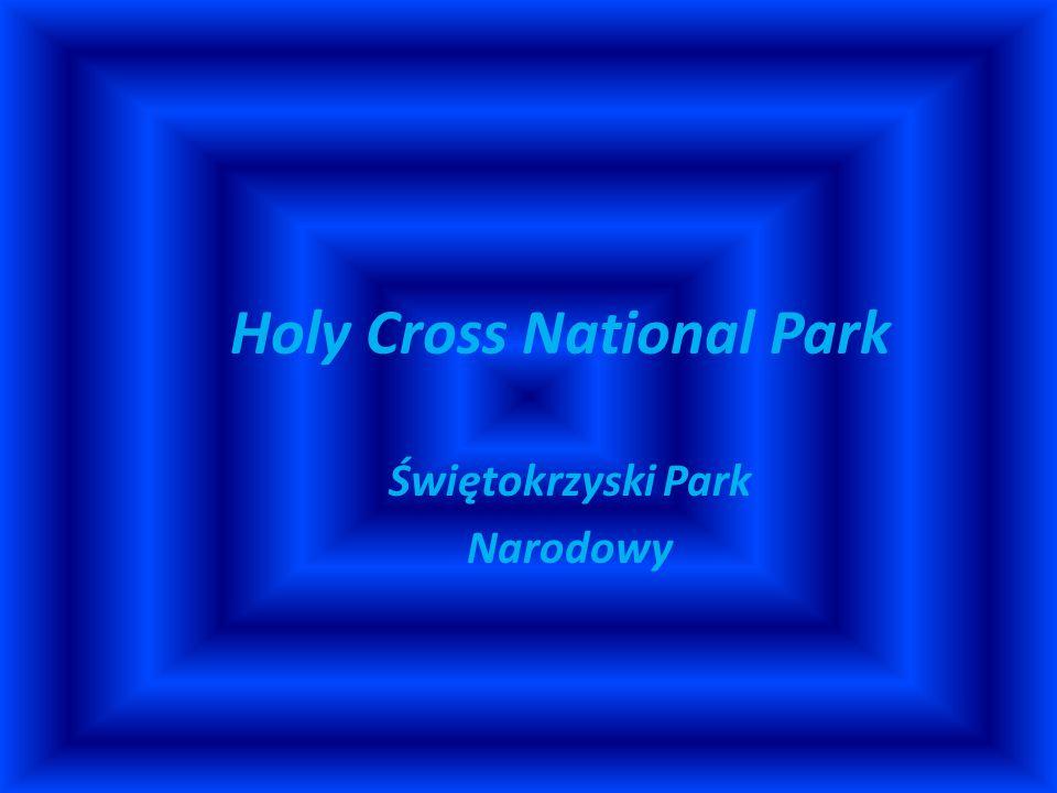 Holy Cross National Park Świętokrzyski Park Narodowy