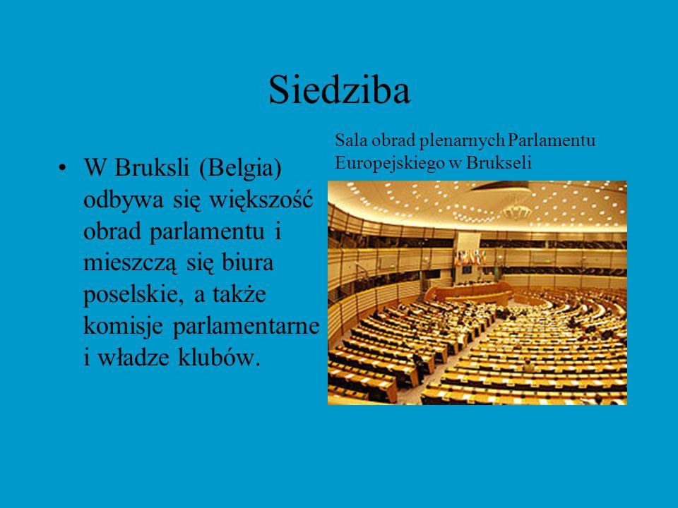 Skład Parlament Europejski liczy obecnie 766 eurodeputowanych.