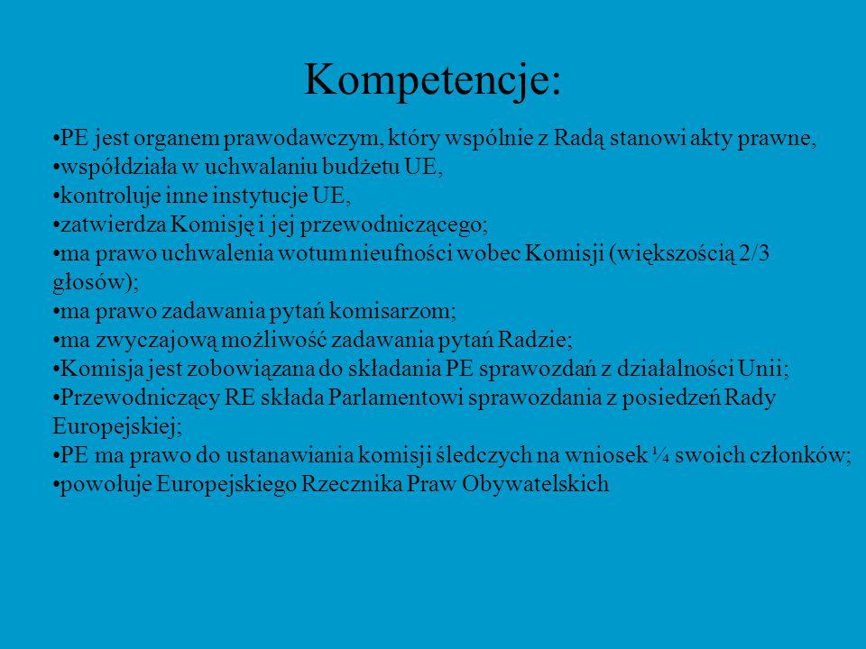 Wybory 2009 Poprzednie wybory posłów do Parlamentu Europejskiego w Polsce w 2009 odbyły się 7 czerwca.